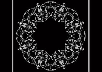 İslam sanatı ( koyu arkafonda)