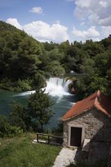 Krka river - national park