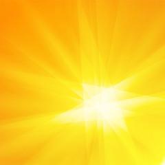 orange yellow rays sun texture background