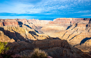 USA,Arizona, the West Rim of the Grand Canyon