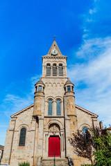 Église Notre-Dame-Sous-Terre de Pélussin