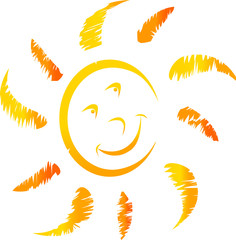 sun symbol for you design