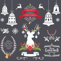 Christmas Chalkboard Collection