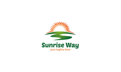 Sunrise Way Logo - Sunrise Icon