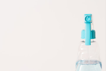 isolated spray