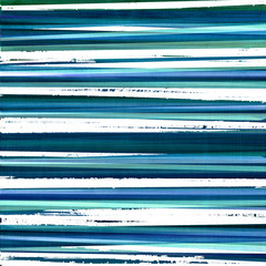 blue grunge stripes design