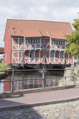 Fachwerkaus Wassermühle