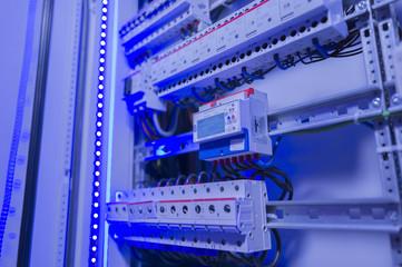 elektronischer Stromzähler