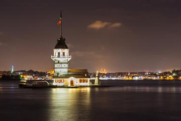 Kis Kulesi Istanbul Turkey