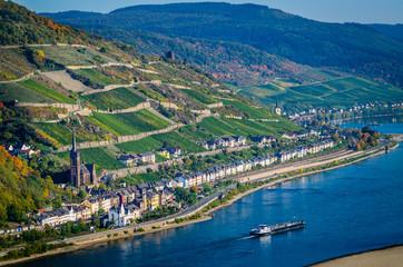 am Mittelrheintal