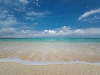 Sunayama beach of miyako island