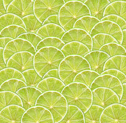fresh lime slices such as fruit background