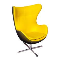 Yellow office modern chair