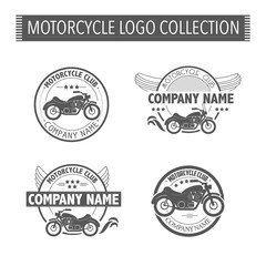 motorcycle logo collection