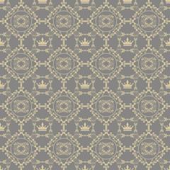 vintage wallpaper brown