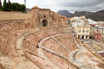 Roman Theater in Cartagena