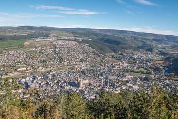 Ville de Mende, Lozère