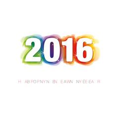CARTE DE VOEUX 2016 français anglais