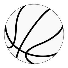 Basketball ball.
