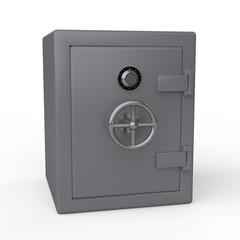 3d metal safe