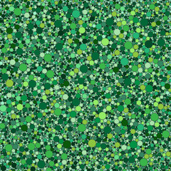 green abstract background small circles texture