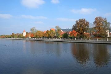 Main-Donau-Kanal in Berching