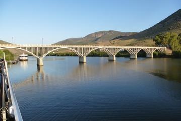 Brücke von Barca d'Alva am Douro
