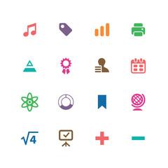 education icons universal set