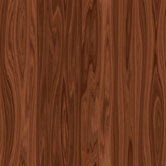 Dark wood brown seamless texture