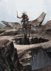 hero on Pegasus