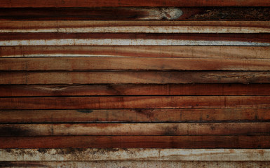 Abstract grunge wood wall background