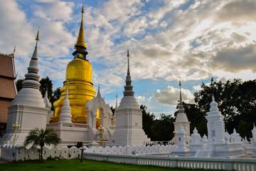 Wat SuanDok, Chiangmai, Thailand
