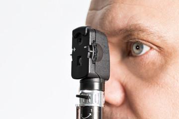 Ophthalmoskopie, Augen Untersuchung