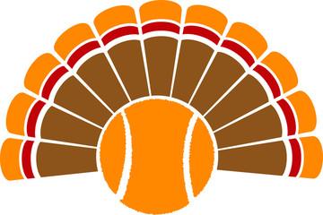 Thanksgiving Turkey Tennis
