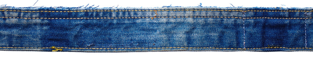 Part of jeans pants