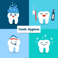 Tooth hygiene