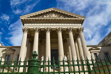 Palais de Justice in Montpellier