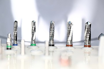 tool drills dental prosthetist