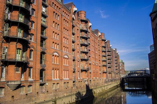 Specherstadt Hamburg, HafenCity
