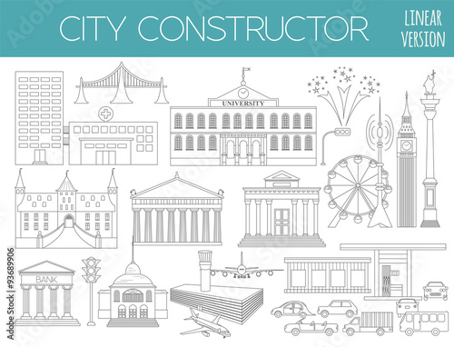 Great city map creator outline version house for House map creator