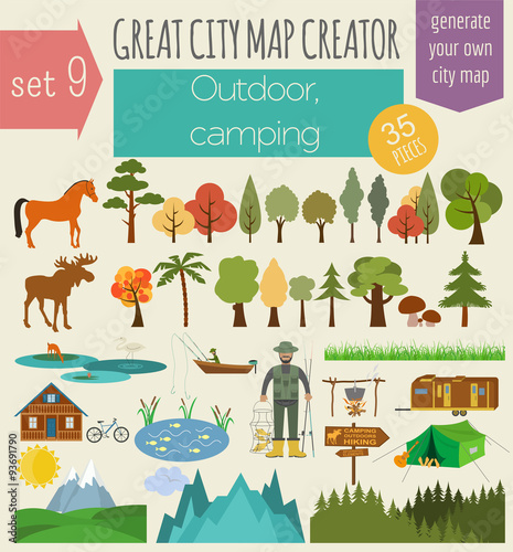 Great City Map Creator House Constructor House Cafe