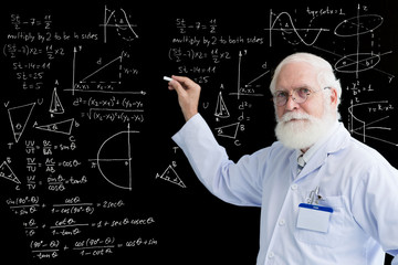 Senior professor