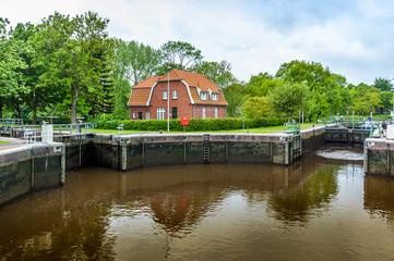 Emden - Kesselschleuse 04