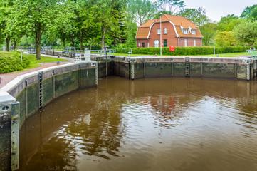 Emden - Kesselschleuse 05