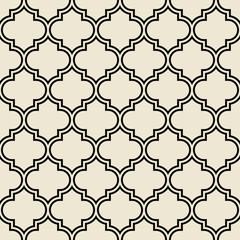 quatrefoil pattern, decorative framework