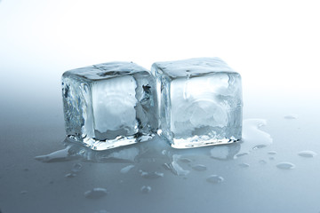 Ice cube block