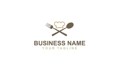 spoon food restaurant logo