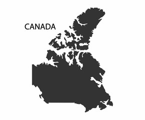 Concept map of Canada