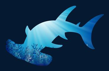 Save wildlife theme with whaleshark