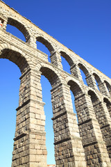 Wall Mural - Aqueduct in Segovia